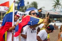 Team Venezuel. PHOTO: ISA / Jimenez