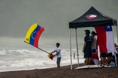 Team Venezuela Lifestyle. PHOTO: ISA / Evans