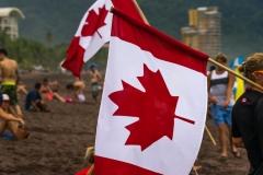 Canada Flag. PHOTO: ISA / Evans