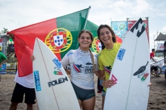 POR - Carol Henrique and Teresa Bonvalot Lifestyle. PHOTO: ISA / Jimenez