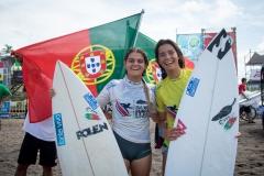 POR - Carol Henrique and Teresa Bonvalot Lifestyle. PHOTO: ISA / Jimenez