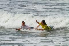 POR - Carol Herrique and Teresa Bonvalot. PHOTO: ISA / Jimenez