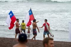 Team Chile Lifestyle. PHOTO: ISA / Jimenez