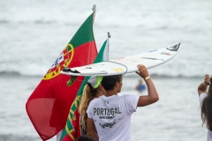 Team Portugal Flag. PHOTO: ISA / Jimenez