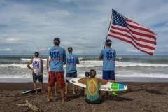 Team USA PHOTO: ISA / Evans