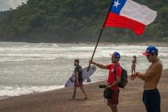 CHI - Leonardo Acevedo. PHOTO: ISA / Evans
