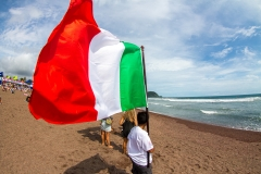 ITaly Flag. PHOTO: ISA / Jimenez