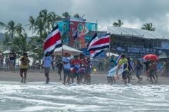Team Cri Noe Mar Mcgonagle. PHOTO: ISA / Jimenez