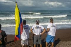 Team Venezuela. PHOTO: ISA / Evans