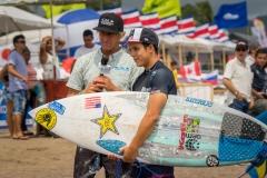 USA - Nolan Rapoza Interview. PHOTO: ISA / Evans
