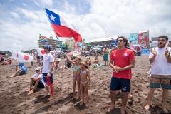 Team Chile. PHOTO: ISA / Jimenez
