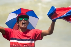 CRI - Fan Cheering Lifestyle. PHOTO: ISA / Jimenez