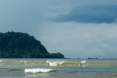 Playa Jaco Setup. PHOTO: ISA / Jimenez