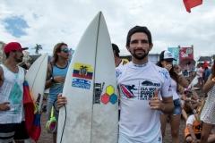 ECU - Adrian Dapelo. PHOTO: ISA / Jimenez