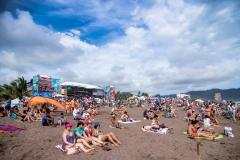 Jaco Beach Contest Site. PHOTO: ISA / Jimenez