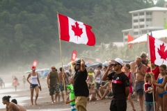 Team Canada. PHOTO: ISA / Jimenez