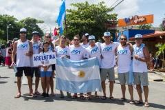 Team Argentina. PHOTO: ISA / Jimenez