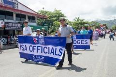 ISA Oficials. PHOTO: ISA / Jimenez