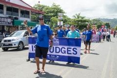 ISA Judges. PHOTO: ISA / Jimenez