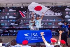 Team Japan. PHOTO: ISA / Jimenez