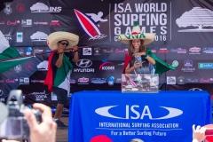 Team Mexico. PHOTO: ISA / Jimenez