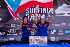 Team Puerto Rico. PHOTO: ISA / Jimenez