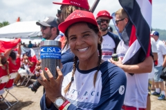 CRI - Lisbeth Vindas. PHOTO: ISA / Jimenez