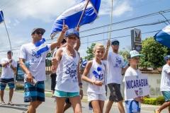Team Nicaragua. PHOTO: ISA / Jimenez