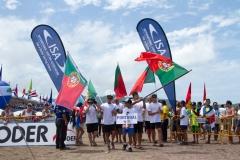 Team Portugal. PHOTO: ISA / Jimenez