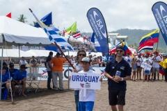 Team Uruguay. PHOTO: ISA / Jimenez