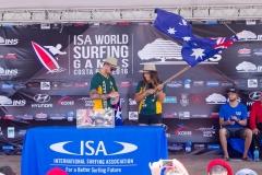 Team Australia. PHOTO: ISA / Jimenez