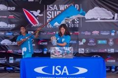Team Guatemala. PHOTO: ISA / Jimenez