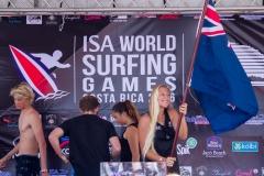 Team New Zealand. PHOTO: ISA / Jimenez