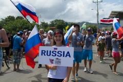 Team Russia. PHOTO: ISA / Jimenez
