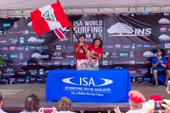 Team Peru. PHOTO: ISA / Jimenez