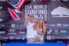 Team USA. PHOTO: ISA / Jimenez