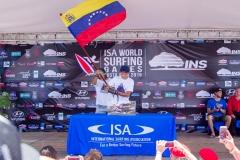 Team Venezuela. PHOTO: ISA / Jimenez