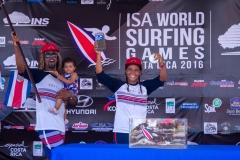 Team Costa Rica. PHOTO: ISA / Jimenez