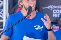 ISA Vice President, Casper Steinfath. PHOTO: ISA / Jimenez