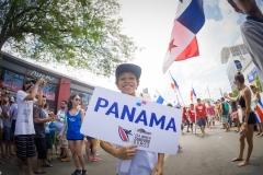 Team Panama. PHOTO: ISA / Evans