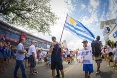 Team Uruguay. PHOTO: ISA / Evans