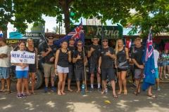 Team New Zealand. PHOTO: ISA / Evans