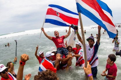 TEN THINGS YOU NEED TO KNOW ABOUT THE 2016 INS ISA WORLD SURFING GAMES