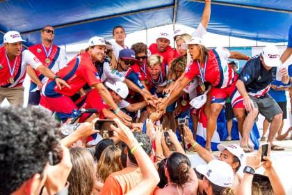 DEFENDING WORLD CHAMPION COSTA RICA TO HOST 2016 ISA WORLD SURFING GAMES