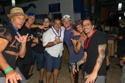 ISA Aloha Party
