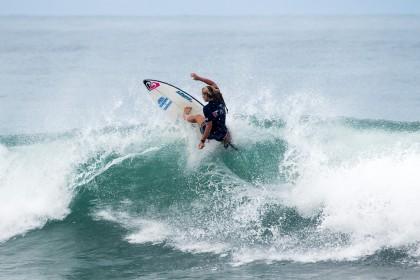 Los Equipos de Portugal y Costa Rica Alcanzan el Liderato en el Día 5 del  INS ISA World Surfing Games 2016