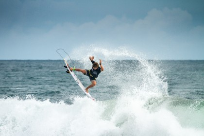 2016 INS ISA World Surfing Games Gets Off to Explosive Start in Costa Rica