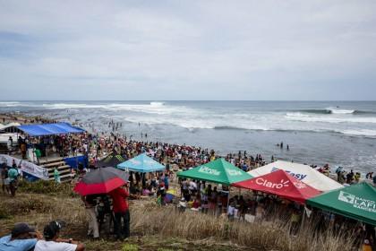 2015 ISA World Surfing Games – Nicaragua