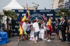 Team Spain. PHOTO: ISA / Ben Reed