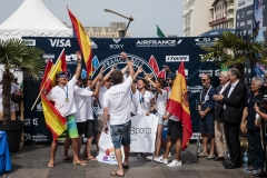 Team Spain. PHOTO: ISA / Ben Reed